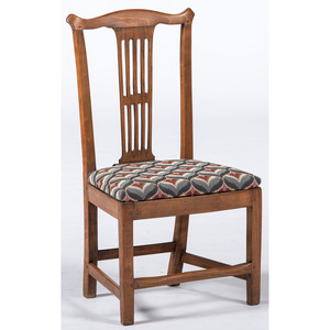 Country Chippendale-Style Chair