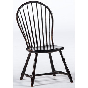 Hoop Back Windsor Chair