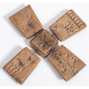 Butter Stamps and Chocolate Mold
