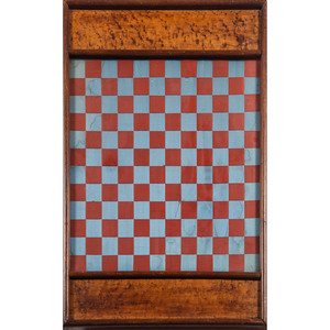 Birdseye Maple and Silk Game Board