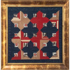 Patriotic Quilt Block