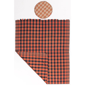 Woven Blanket and Table Mat