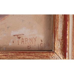 Henry Farny (American, 1847-1916) Gouache on Paper