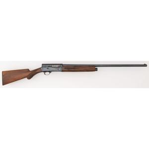** Belgian Browning Auto 5 Shotgun