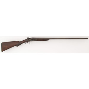 American Gun Percussion Double-Barrel Shotgun
