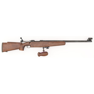 * Custom C.O. (Creighton) Audette Winchester Model 70 Bolt Action Rifle