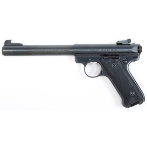 * Ruger Mark II Government Target Model Automatic Pistol in Box