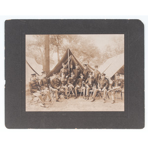 Spanish American War Collection of Major James H. Stansfield, Chicago, Illinois