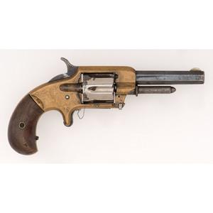 Kittredge-Marked Whitneyville  Revolver