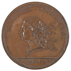 Significant Libertas Americana Medal