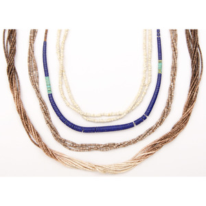 Group of Southwestern Necklaces