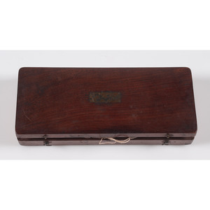L.V. Helmold Pocket Surgical Instrument Kit, Ca Late Nineteenth Century
