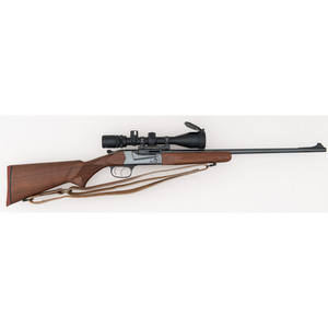 * Thompson Center Encore Single Shot Rifle with Scope