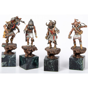 The Kachina Dancer Collection, Legends Sculptures