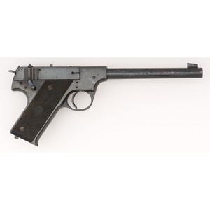 * High Standard Model H-B Pistol