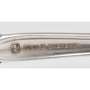 Lunt and International Sterling Flatware, Plus