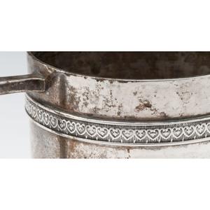 Duhme & Co. Coin Silver Presentation Mug