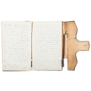 Civil War Diary of James Nixon, USN