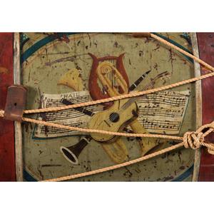 Civil War Era Bass Drum by George Kilbourn