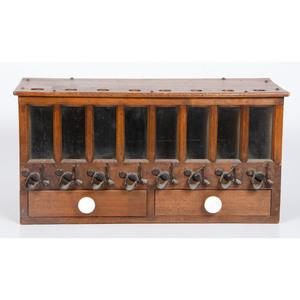 Antique Shot Dispensing Machine