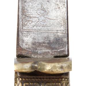 German Court Sword