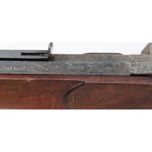 Navy Arms Half Stock Plains Percussion Rifle
