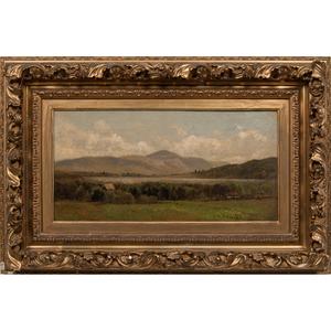 John Bunyan Bristol (American, 1826–1909) Oil on Canvas
