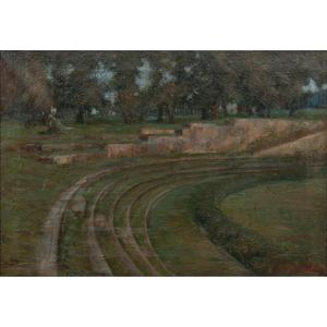 John Califano (Italian/American, 1864-1924) Oil on Canvas