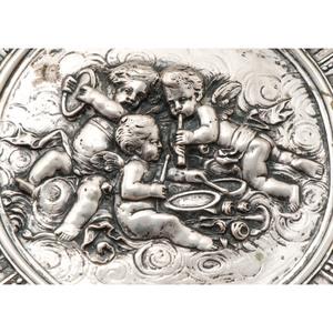 Hanau Silver Footed Bowl