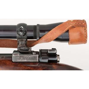 ** G98 Mauser Sporting Rifle with Scope by G. Braun, Stuttgart