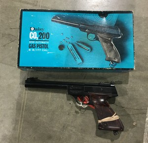 Lot of Two Crossman Air Pistols
