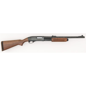 * Remington Model 870 Shotgun