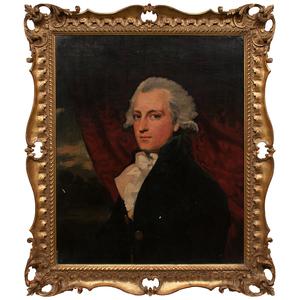 John Hoppner (British, 1758-1810) Oil on Canvas