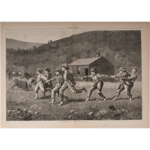 Collection of Harper's Weekly Civil War Era Prints by Winslow Homer (American, 1836-1910)