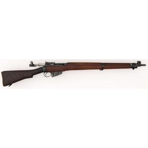 ** British No. 4 Mk. I Rifle