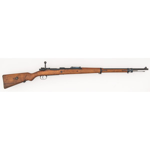 ** German Spandau Gew. 98 Rifle