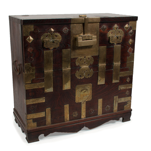 Korean Tansu Chest