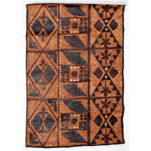 Polynesian Tapa Cloths, Deaccessioned from the Children's Museum of Indianapolis