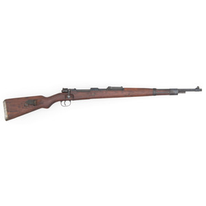 ** WWII German bnz 43 Mauser K98 Rifle