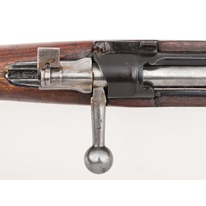** Spanish Oviedo Model 1893 Mauser Rifle