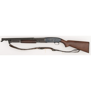 ** U.S. Winchester Model 12 Trench Gun