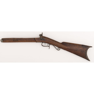 Half-Stock Rifle