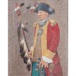 Robert Taylor (American, b. 1951) Acrylic on Canvas