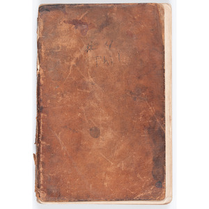 Civil War Diary of Unidentified 75th NY Infantry Corporal