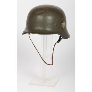 German Third Reich Heer M35 Double-Decal Helmet