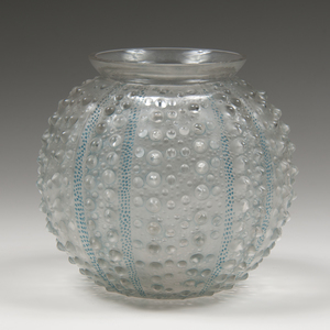 Lalique Vase, Oursin