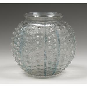 Lalique Vase, Oursin
