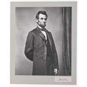 Brady/Anthony Civil War Prints from the Original Negatives