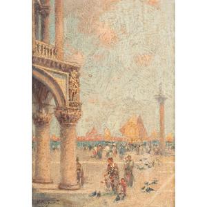 Nicholas Briganti (American, active in Italy, 1861-1944)