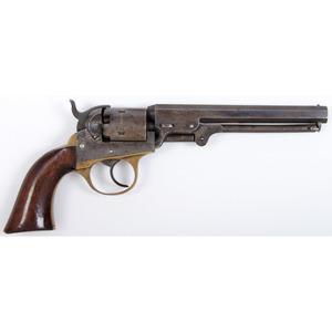 Cooper DA Percussion Revolver Made In Philadelphia